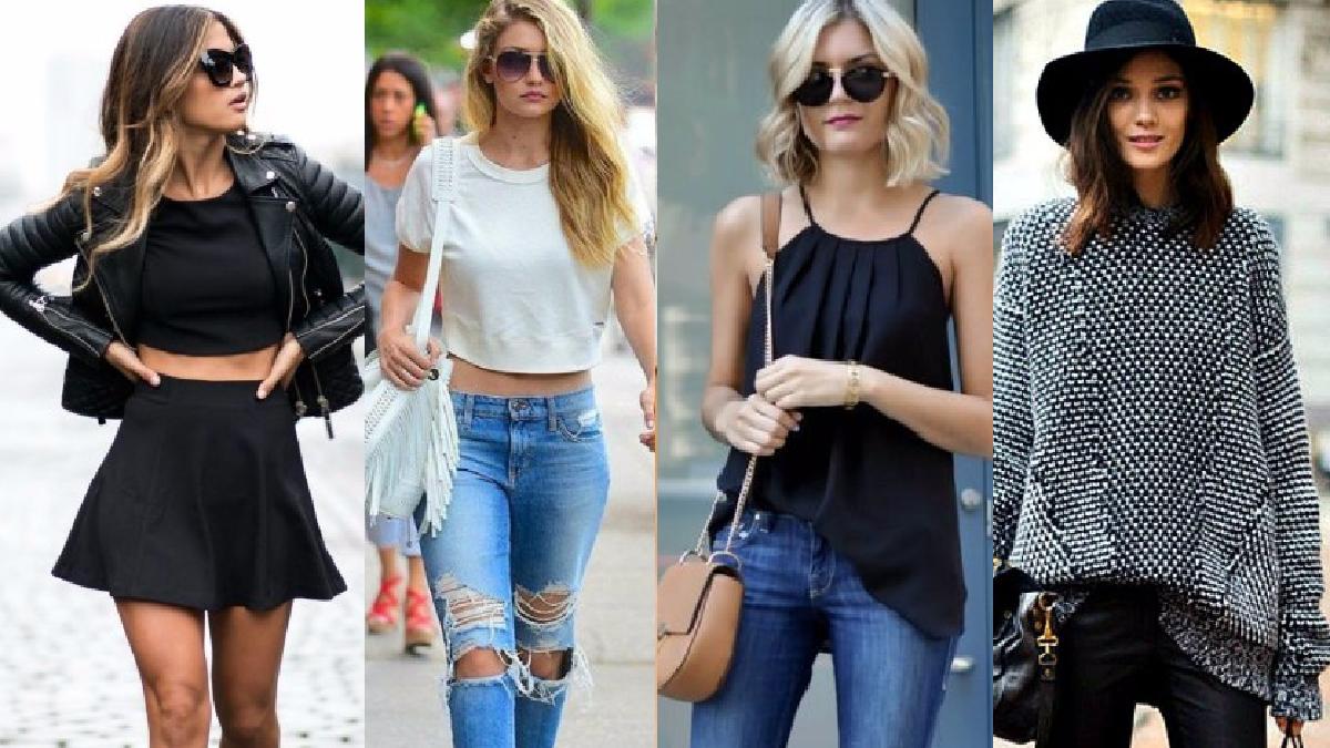 10 prendas es todo lo que necesitas en el clóset para lucir bien siempre