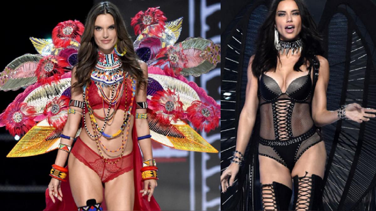 Alessandra Ambrosio y Adriana Lima, las más esperadas del Victoria Secret Fashion Show